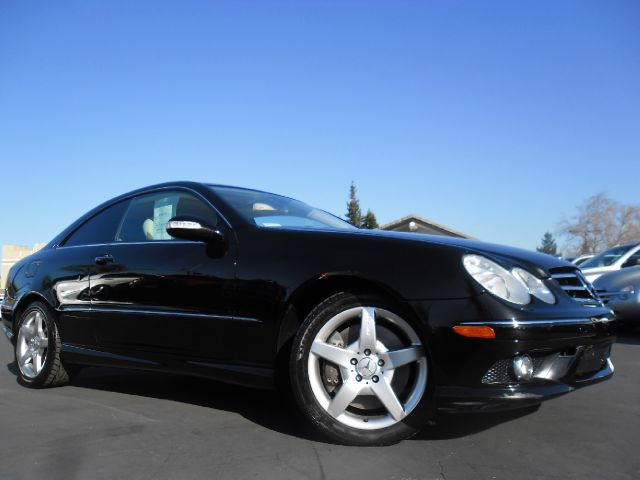 2006 MERCEDES-BENZ CLK-CLASS CLK500 black carfax  beautiful clk500  navigation syst
