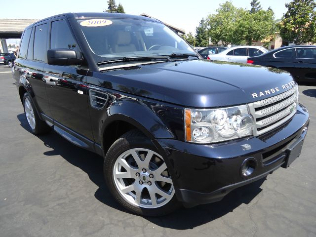 2009 LAND ROVER RANGE ROVER SPORT HSE deep blue all electrical and optional equipment on this vehi