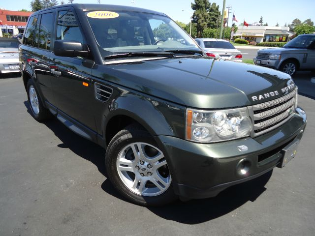 2006 LAND ROVER RANGE ROVER SPORT HSE tonga green super clean vehiclewith a well detailed clean 