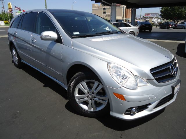 2009 MERCEDES-BENZ R-CLASS R350 4MATIC silver clean car fax ca car navigation system antilock b
