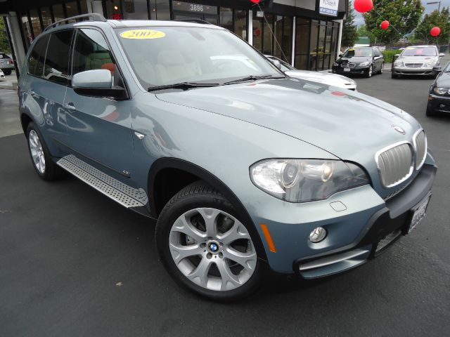 2007 BMW X5 48I mineral green 7 seaterfullyfullyfully loadedone ownerwith detailed carfax p