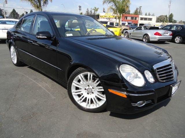 2008 MERCEDES-BENZ E-CLASS E350 LUXURY blk one owner california carclean car faxall services don