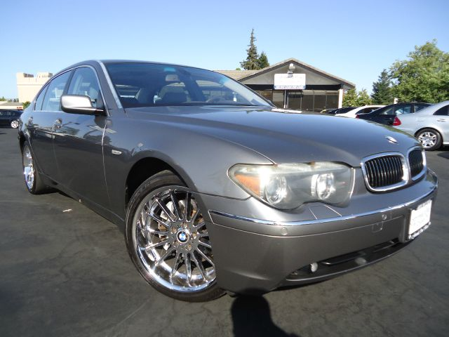 2004 BMW 7 SERIES 745LI