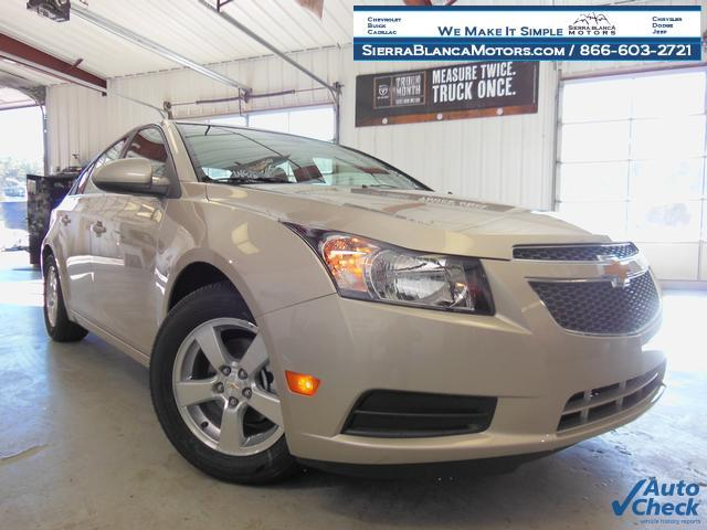 2013 Chevrolet Cruze