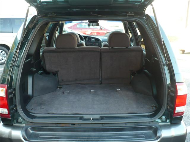 Image 21 of 2001 Nissan Pathfinder…