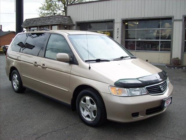 2000 Honda Odyssey