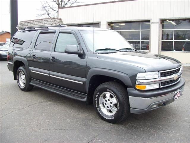 2003 Chevrolet Suburban