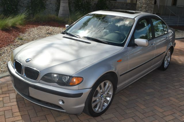 2003 BMW 3 SERIES 325I SEDAN silver 2003 bmw 3 series silver all electrical and optional equipme