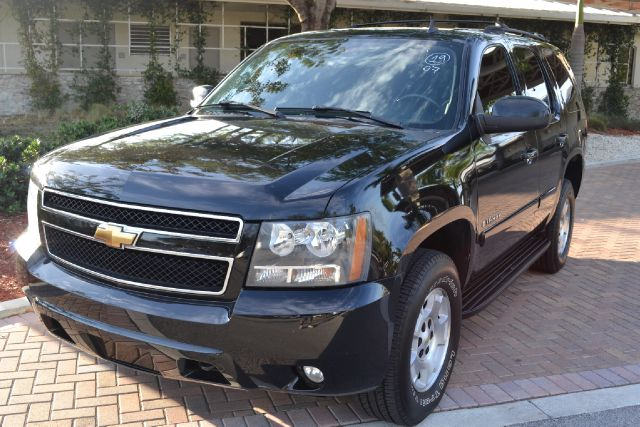 2007 CHEVROLET TAHOE LT1 4WD black we have financing available for all yours financial needs  you
