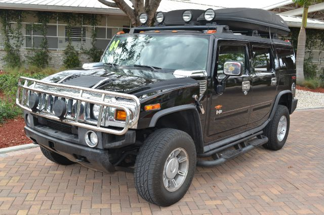 2004 HUMMER H2 SPORT UTILITY black we have financing available for all yours financial needs  you