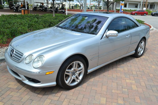 2004 MERCEDES-BENZ CL-CLASS CL55 AMG silver we have financing available for all yours financial ne