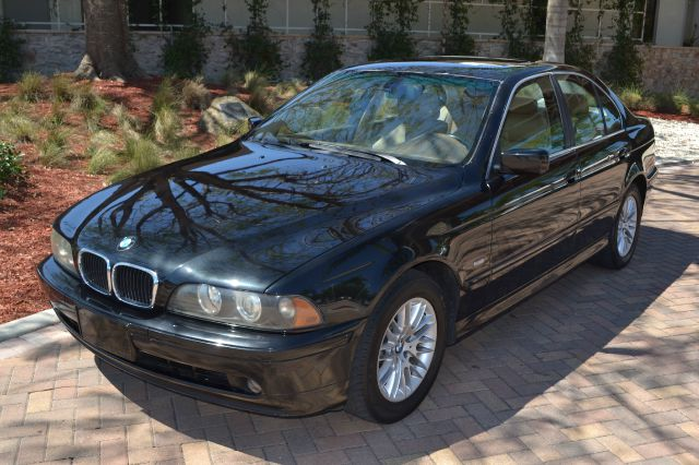 2002 BMW 5 SERIES 530I black we have financing available for all yours financial needs  you just