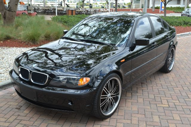 2003 BMW 3 SERIES 325I SEDAN black we have financing available for all yours financial needs  you