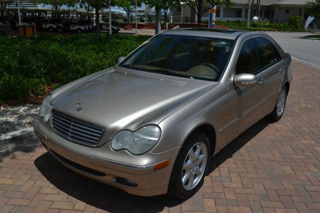 2002 MERCEDES-BENZ C-CLASS C240 SEDAN gold we have financing available for all yours financial nee