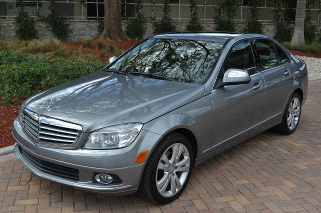 2008 MERCEDES-BENZ C-CLASS C300 SPORT SEDAN gray we have financing available for all yours financi