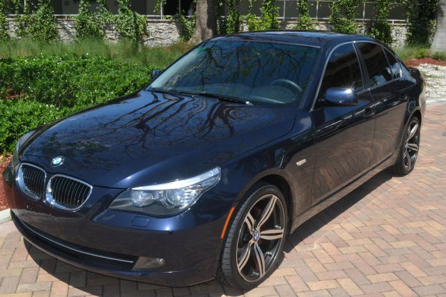 2008 BMW 5 SERIES 535XI blue this 2008 bmw 5 series 535i xdrive awd metallic blue black v6 30l