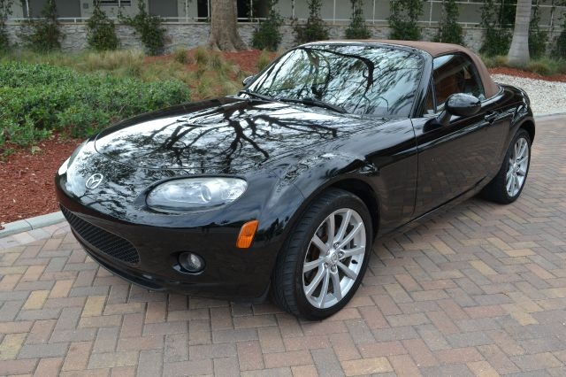 2006 MAZDA MX-5 MIATA SPORT black we have financing available for all yours financial needs  you