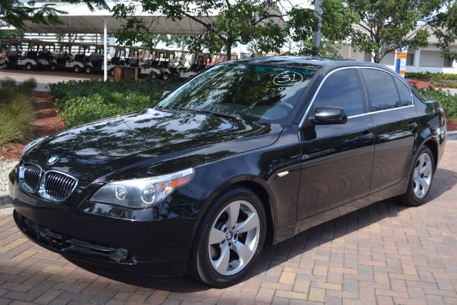 2007 BMW 5 SERIES 525I black we have financing available for all yours financial needs  you just