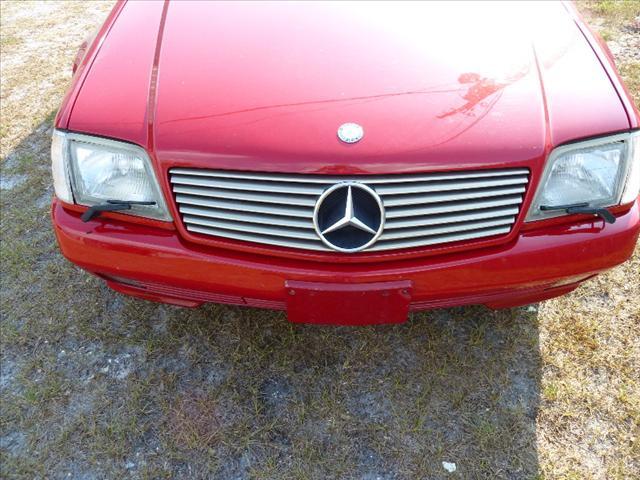 Image 8 of 1995 Mercedes-Benz SL…
