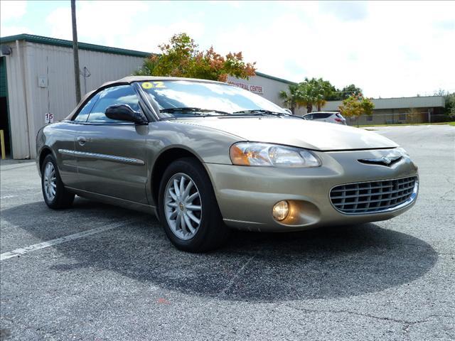 Image 14 of 2002 Chrysler Sebring…