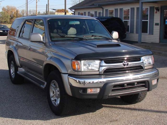 2002 Toyota 4Runner SR5 4WD For Sale In South Bend IN - Omari Auto ...