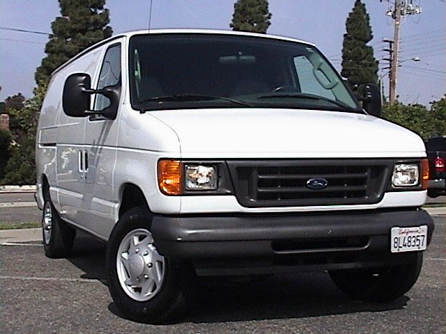 2007 Ford Econoline