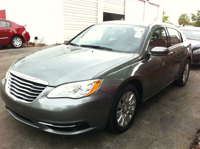 2012 CHRYSLER 200 LX tungsten metallic call now 1-866-717-9571   free autocheck  carfax report