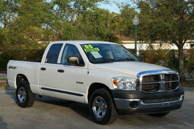 2008 DODGE RAM 1500 SLT QUAD CAB LONG BED 2WD bright white call now 1-866-717-9571  free autochec