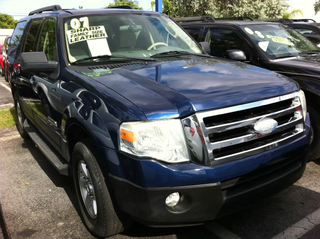 2007 FORD EXPEDITION XLT 2WD dark blue pearl metallic call now 1-866-717-9571   free autocheck  