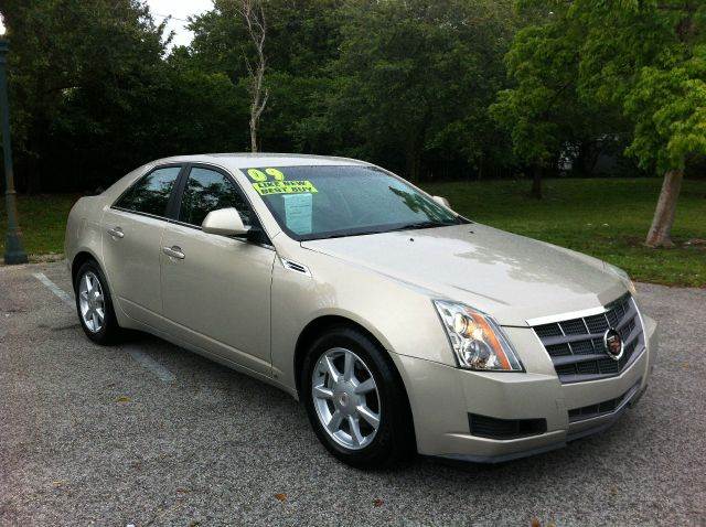 2009 CADILLAC CTS 36L SIDI WITH NAVIGATION gold mist call now 1-866-717-9571   free autocheck  
