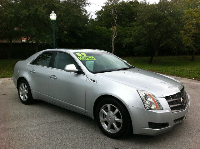 2009 CADILLAC CTS 36L SIDI WITH NAVIGATION radiant silver call now 1-866-717-9571   free autoche