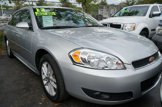 2012 CHEVROLET IMPALA LTZ silver ice metallic call now 1-866-717-9571   free autocheck  carfax r