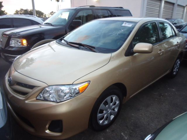 2011 TOYOTA COROLLA LE 4-SPEED AT sandy beach met call now 1-866-717-9571   free autocheck  carf