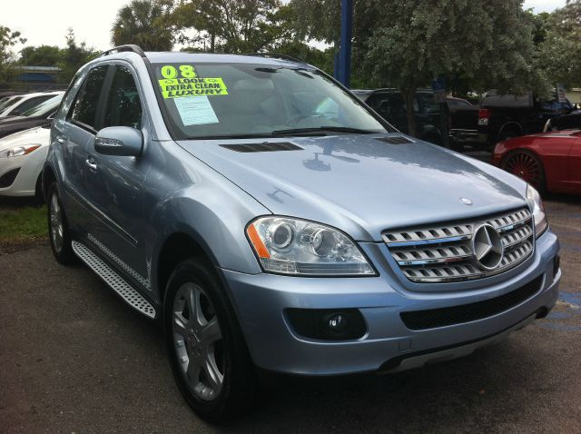 2008 MERCEDES-BENZ M-CLASS ML350 capri blue metallic call now 1-866-717-9571   free autocheck  c
