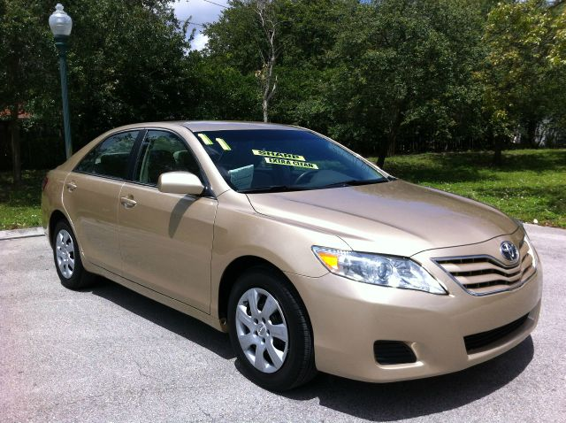 2011 TOYOTA CAMRY LE 6-SPD AT sandy beach metallic call now 1-866-717-9571   free autocheck  car