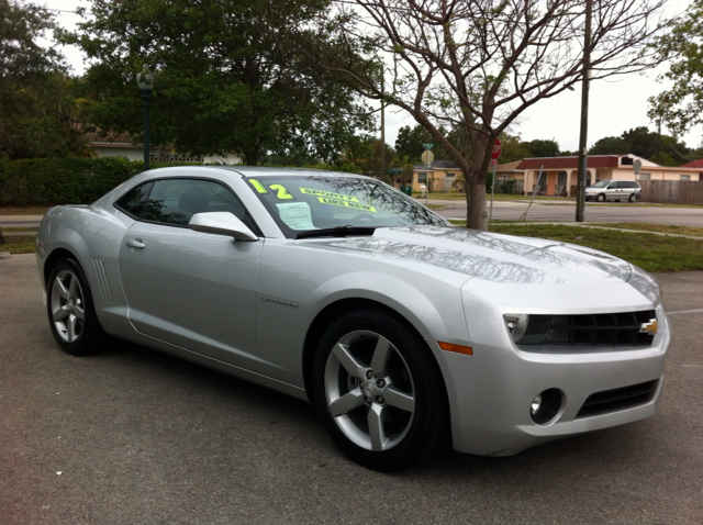 2012 CHEVROLET CAMARO COUPE 2LT silver ice metallic extra clean like new come in and test drive