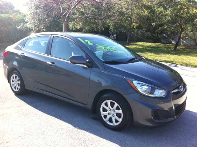 2012 HYUNDAI ACCENT GLS 4-DOOR cyclone gray metallic call now 1-866-717-9571   free autocheck  c