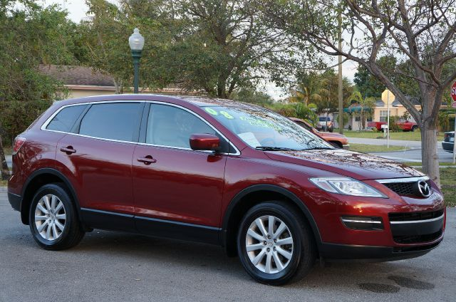 2008 MAZDA CX-9 SPORT FWD copper red mica call now 1-866-717-9571   free autocheck  carfax repor
