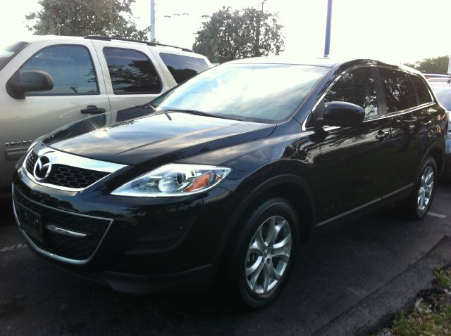 2012 MAZDA CX-9 TOURING brilliant black clearcoat call now 1-866-717-9571   free autocheck  carf