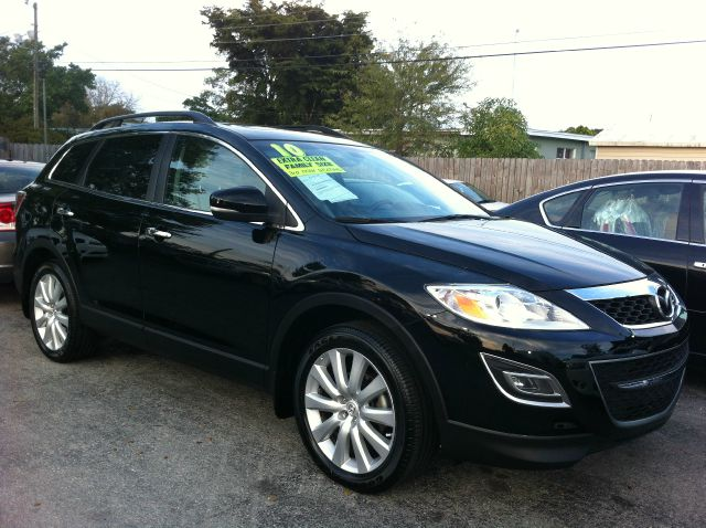 2010 MAZDA CX-9 GRAND TOURING brilliant black clearcoat call now 1-866-717-9571   free autocheck 