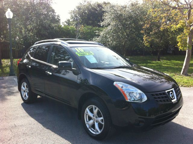 2010 NISSAN ROGUE SL 2WD wicked black call now 1-866-717-9571   free autocheck  carfax report e