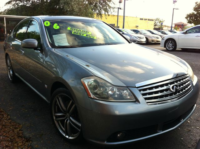 2006 INFINITI M35 35 LUXURY diamond graphite metallic call now 1-866-717-9571   free autocheck