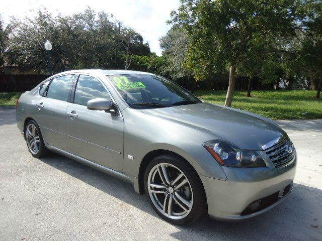 2007 Infiniti M45