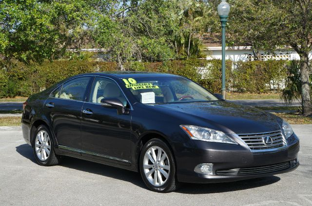 2010 LEXUS ES 350 SEDAN smoky granite mica call now 1-866-717-9571   free autocheck  carfax repo