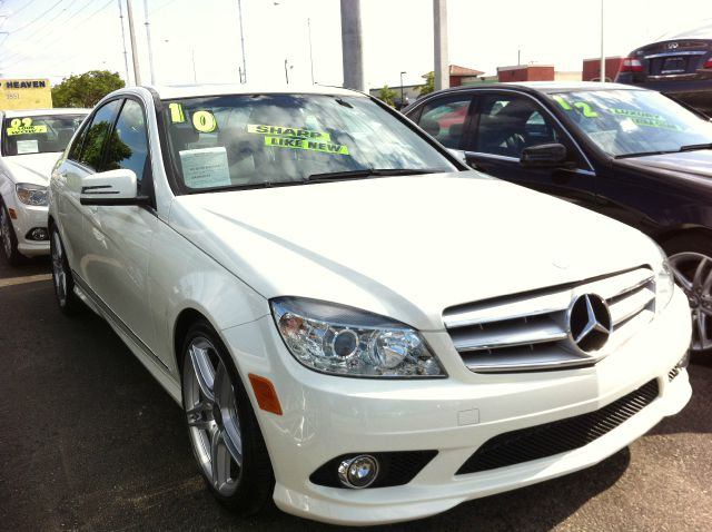 2010 MERCEDES-BENZ C-CLASS C300 4MATIC SPORT SEDAN arctic white call now 1-866-717-9571   free au