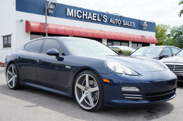 2011 Porsche Panamera