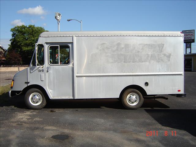 1993 GMC Step Van