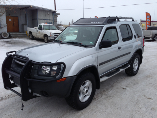 2002 Nissan Xterra SE 4WD For Sale In Anchorage AK - Frontier Auto ...