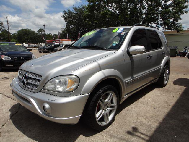 Houston for Mercedes benz ml55 amg