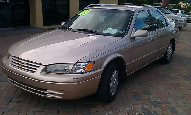 1998 Toyota Camry LE - Austin TX